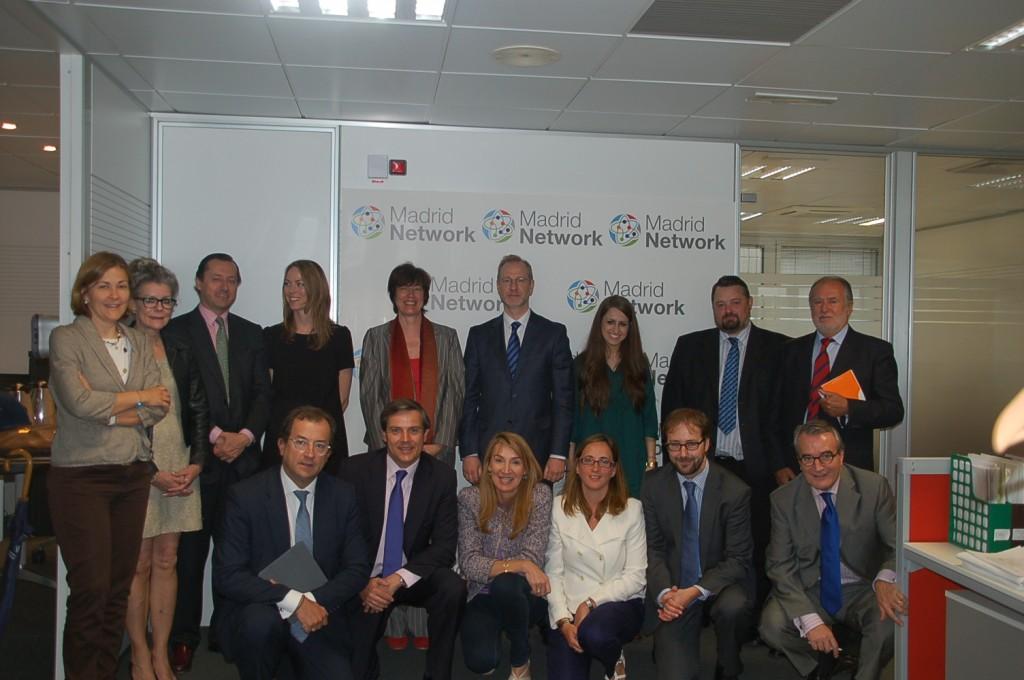 Madrid Network 2013