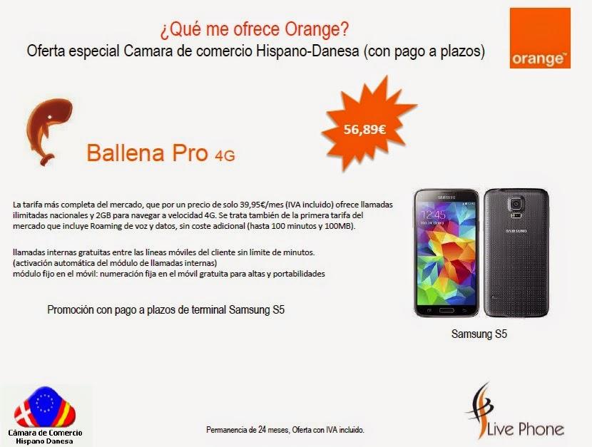 LivePhone(Orange)OfertaMayo2014
