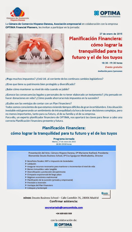 OptimaPlanificacionFinanciera27EneroDeustoMadrid