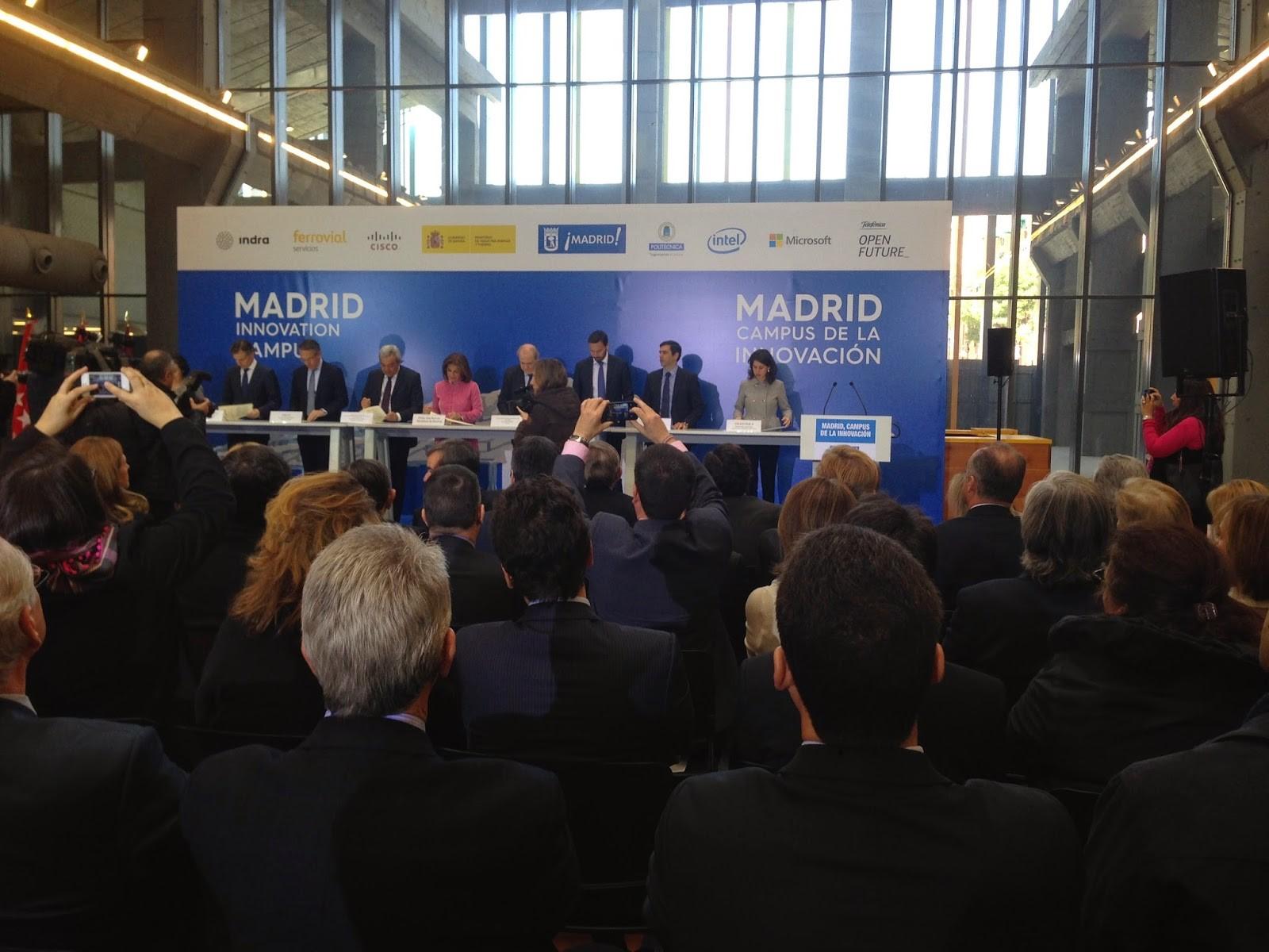 madrid campus