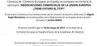 SeminarioAcuerdosComercialesTTIP etc. 10de Mayo2017_SAVE THE DATE CCEE-V.4